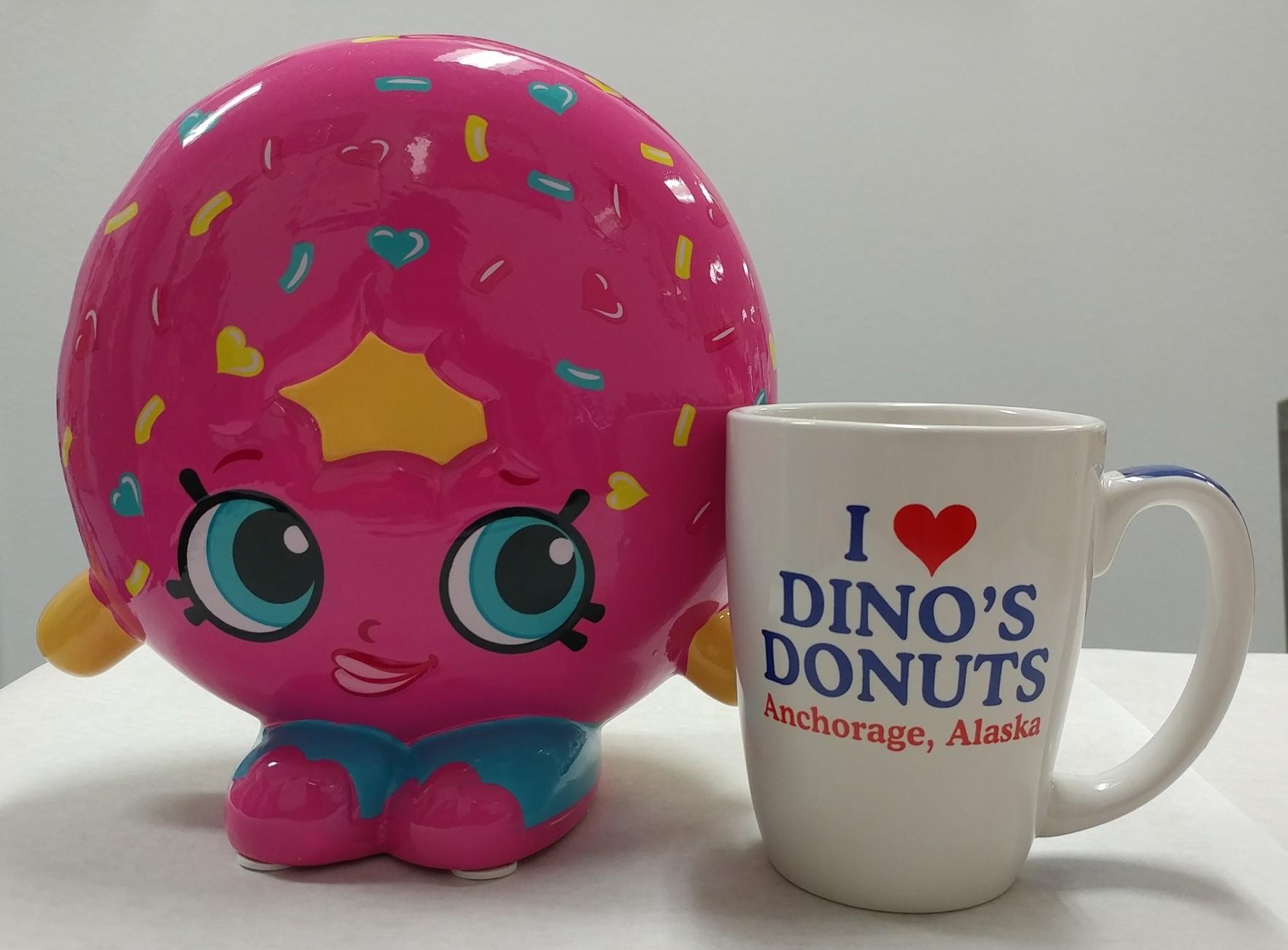filled donut